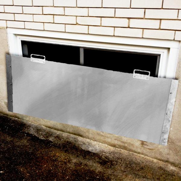 5128 – Outside Mount Window Flood Barrier